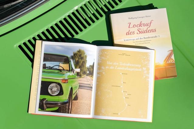 """Bundesstraße 3, Buch """"Locvkruf des Südens"""""""