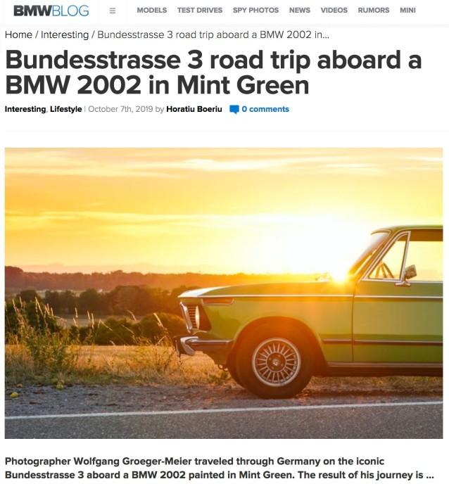 Dreamroad B3 BMWBLOG