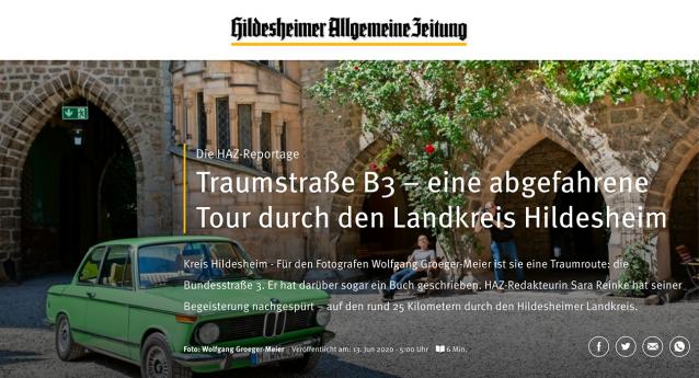 Hildesheimer Zeitung 13.06.2020