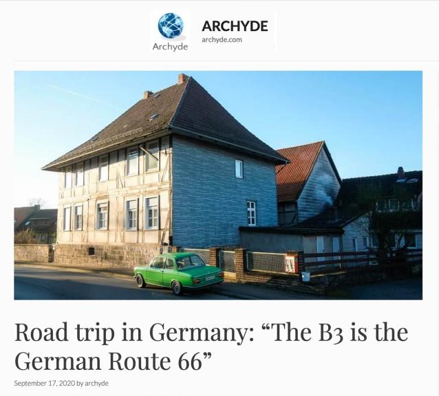 Archyde_Bundesstrasse3_Welt